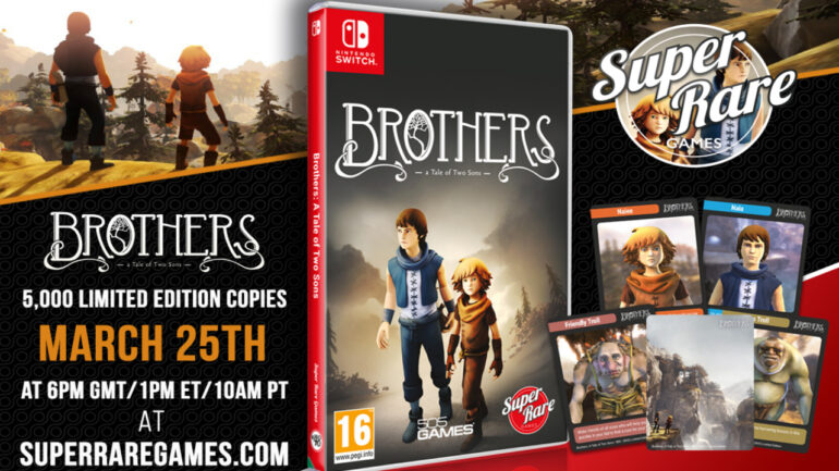 Brothers: A Tale of Two Sons - Feature Image