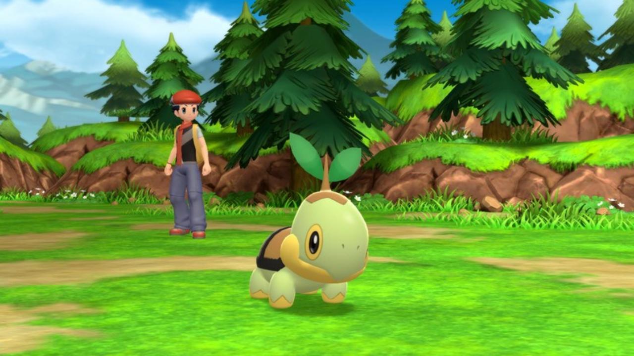 Nintendo - Pokémon Brilliant Diamond and Shining Pearl