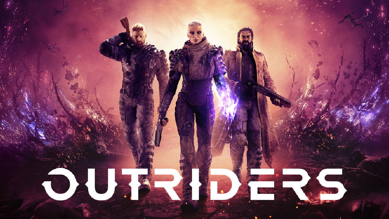 April - Outriders