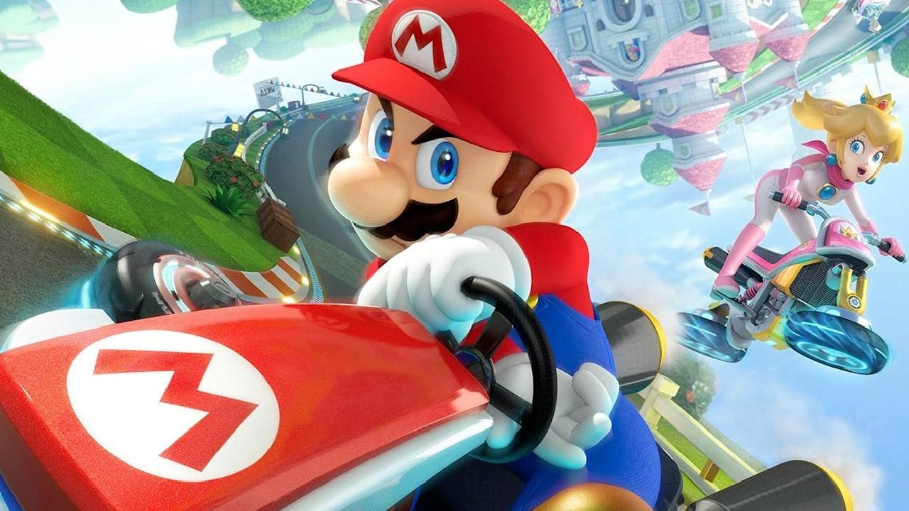 Mar10 - Mario Kart