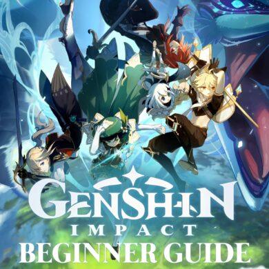 Genshin Impact Header