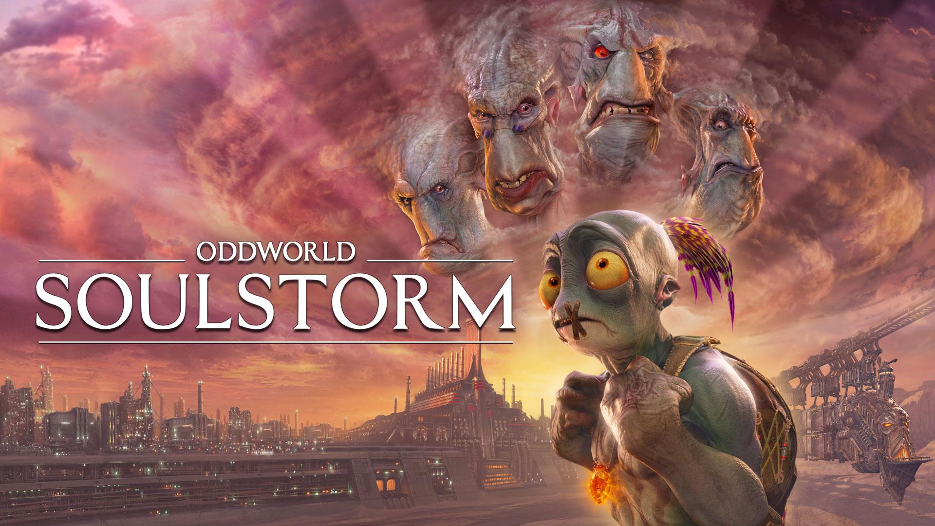 April - Oddword: Soulstorm