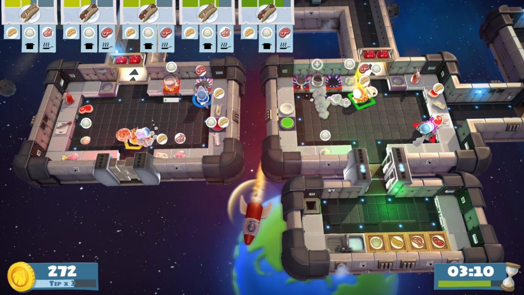 Overcooked All You Can Eat Screenshot