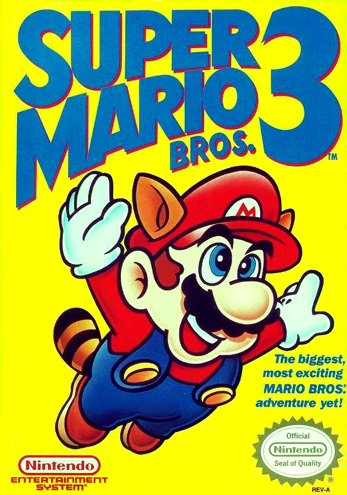 Mar10 - Super Mario Bros 3