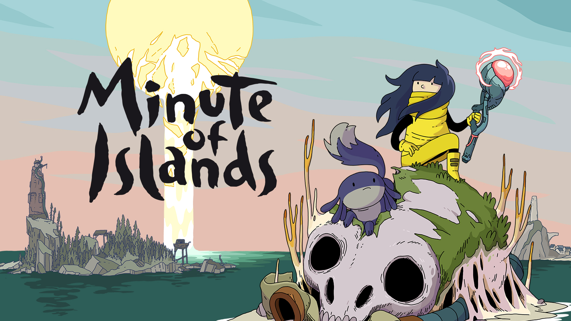Most Anticipated Games - Minute of Islands