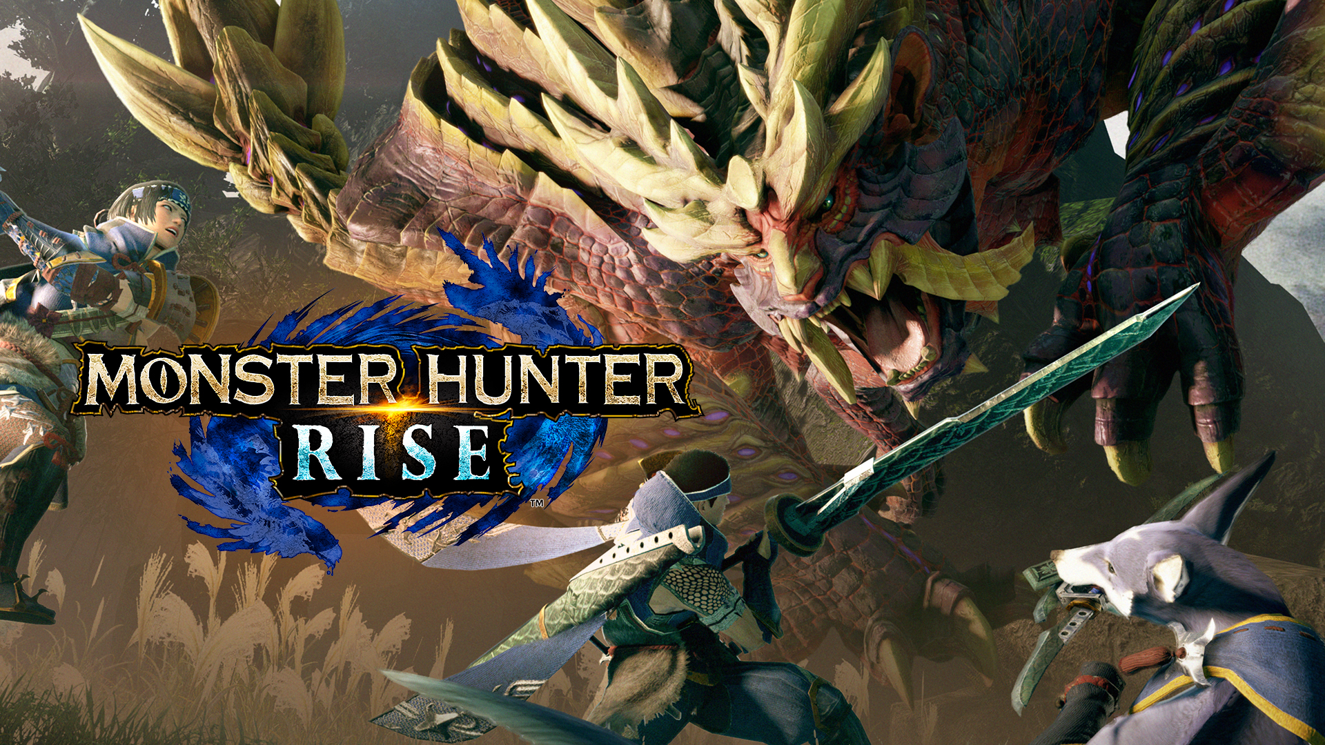 Most Anticipated Games - Monster Hunter Rise