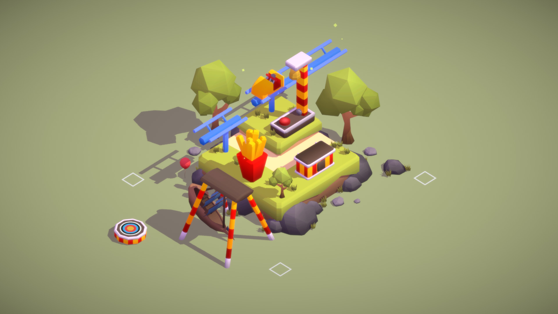 Sizeable - Gameplay