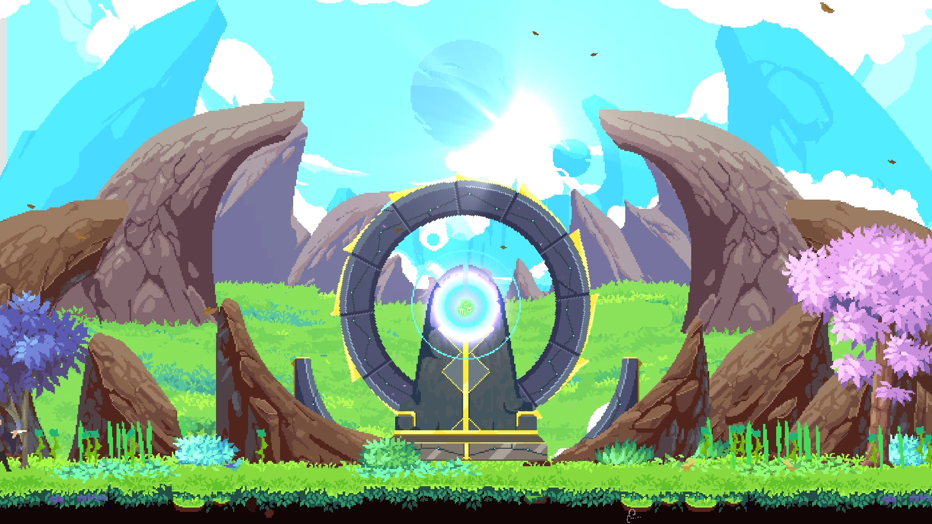 Astral Ascent - Gameplay