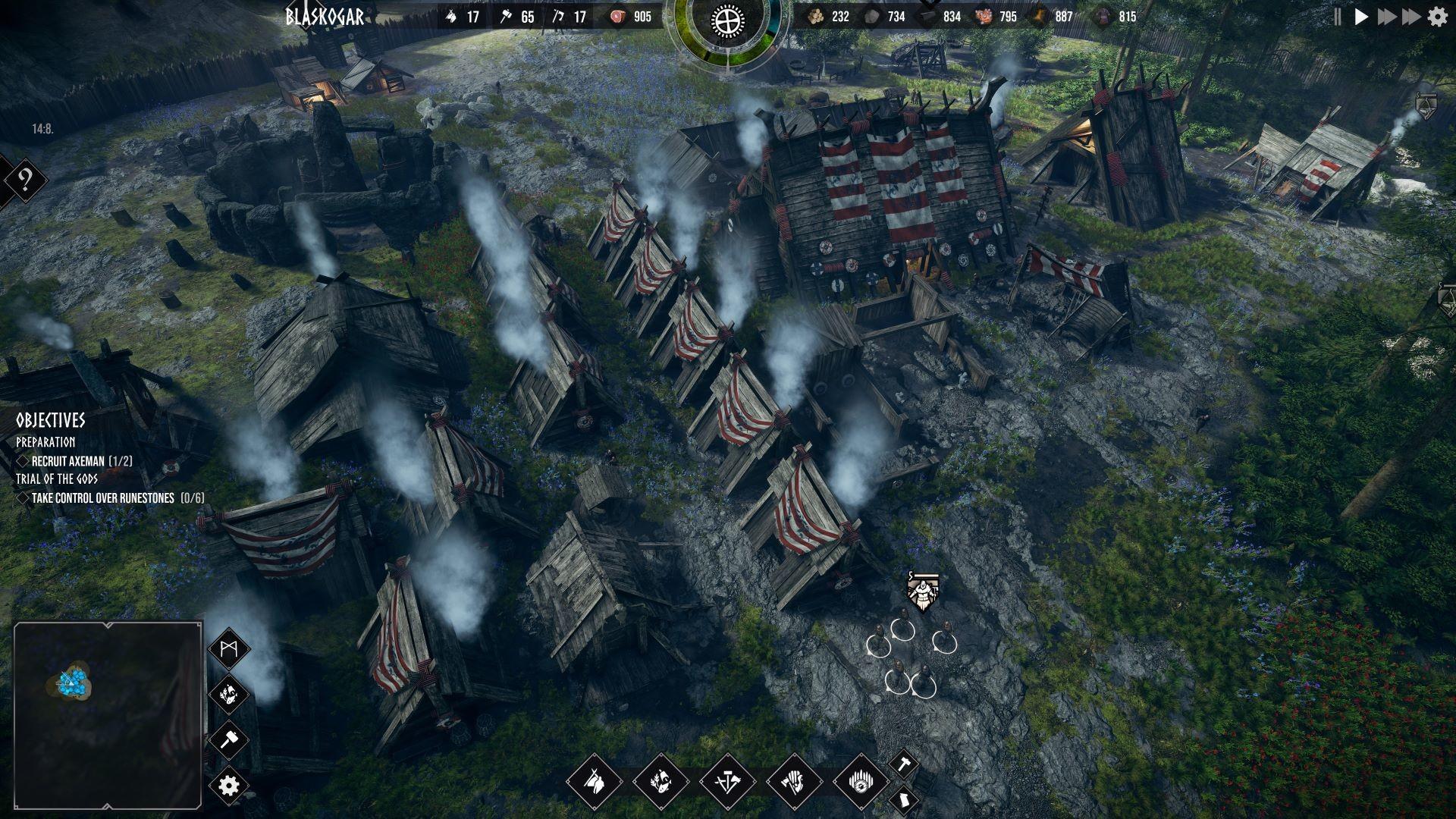 Frozenheim - Gameplay