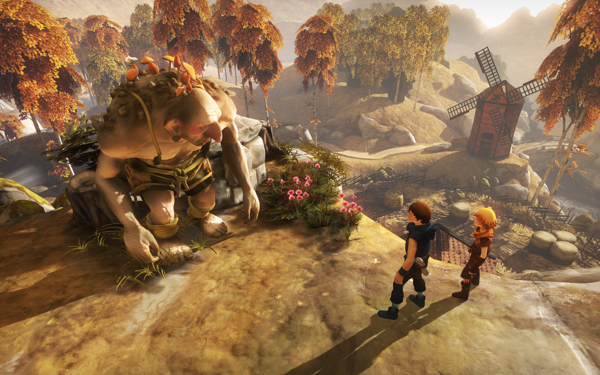 Brothers: A Tale Of Two Sons - Gameplay