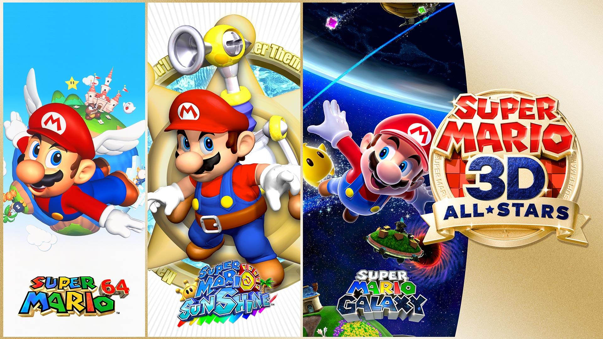 Nintendo - Super Mario 3D All-Stars