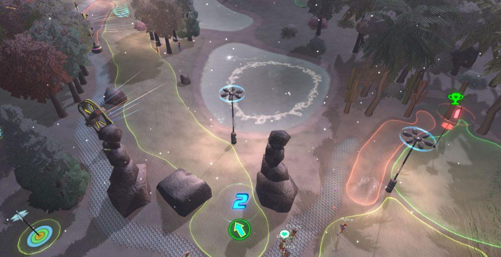 Golftopia Screenshot 1
