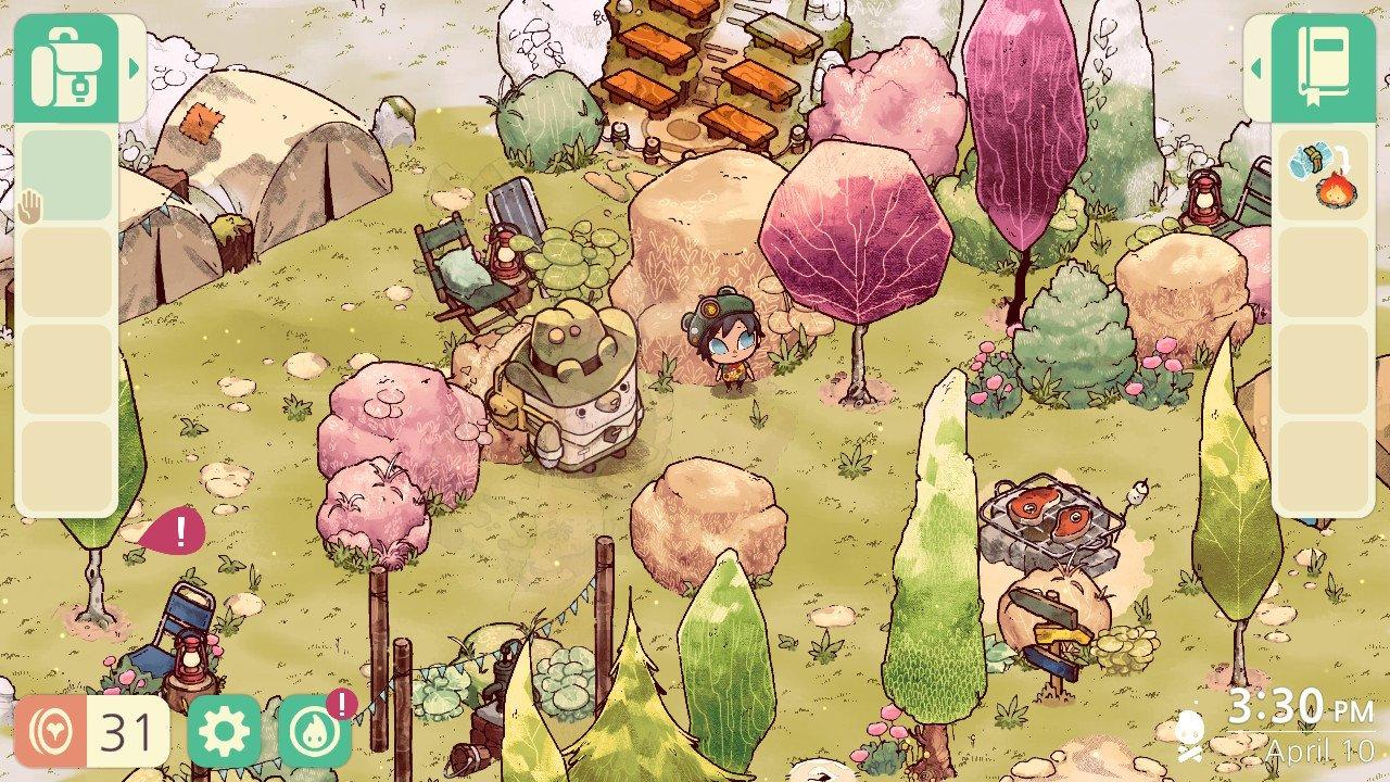 Cosy Grove - Exploration