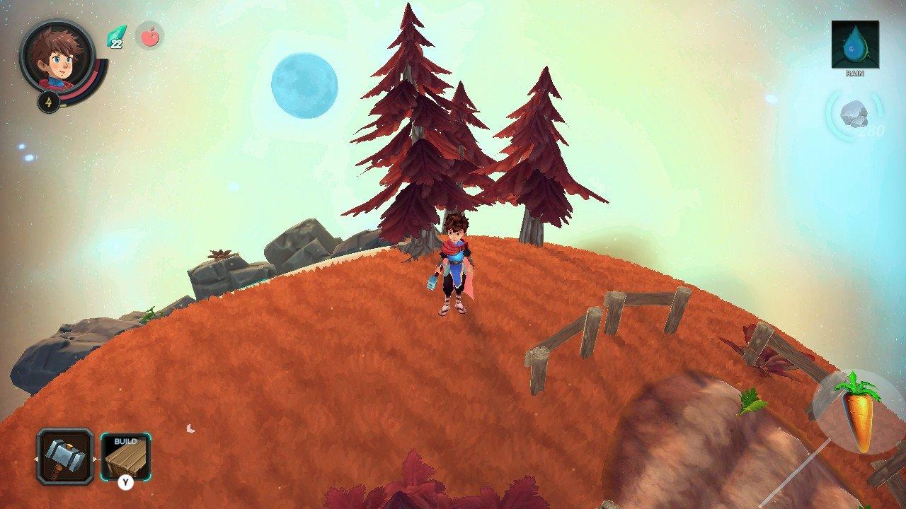 Deiland: Pocket Planet Edition - Gameplay