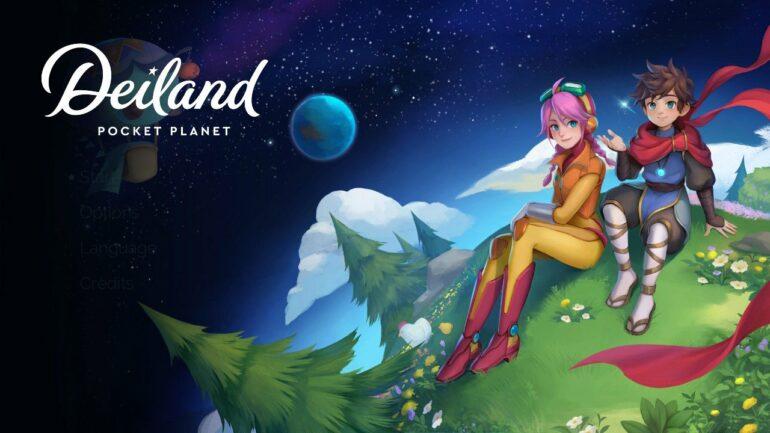 Deiland: Pocket Planet Edition - Feature Image