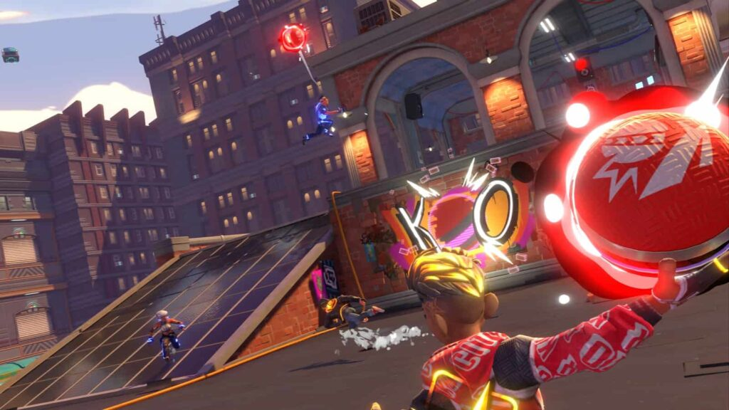 Knockout City Top Games May