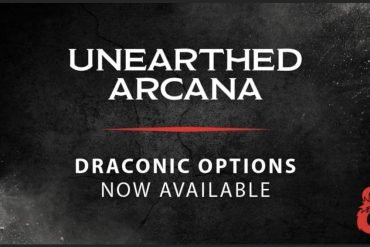 Draconic Options Poster