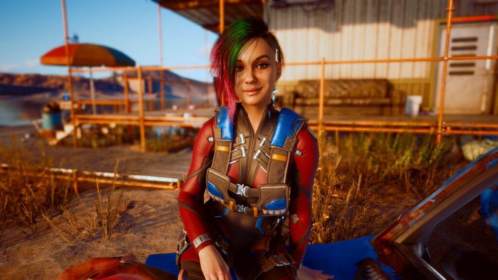 Cyberpunk 2077 Hotfix 1.22 Judy