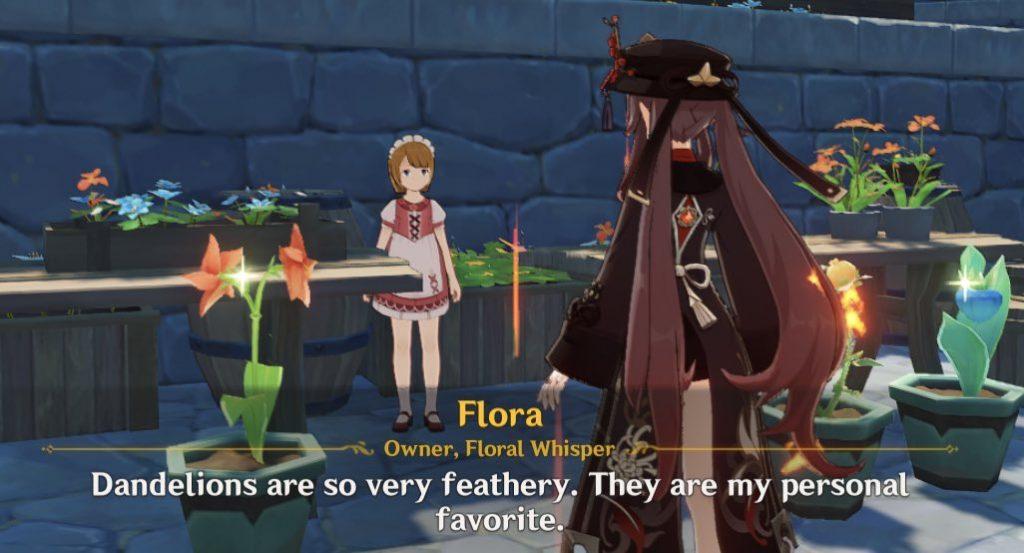 Genshin Impact - Flora