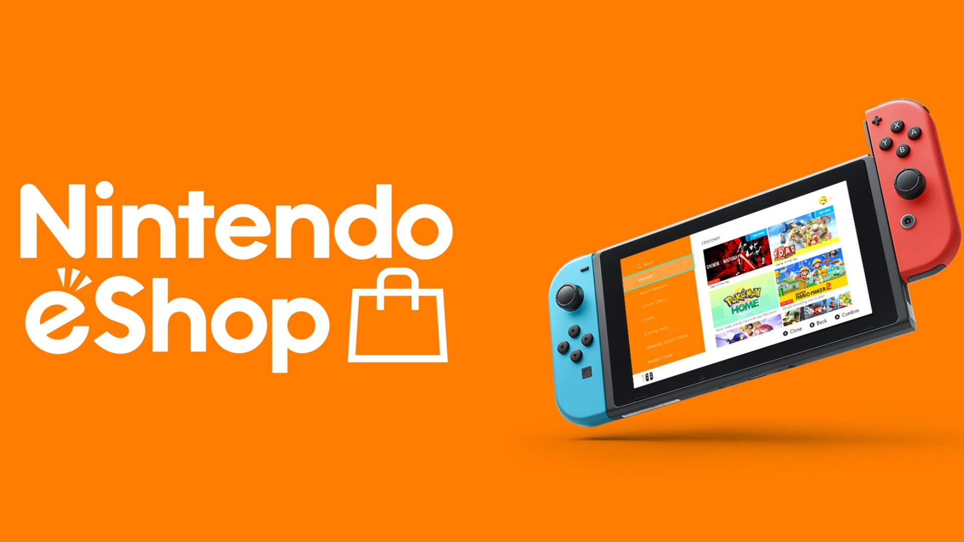 Nintendo eShop - Feature Image