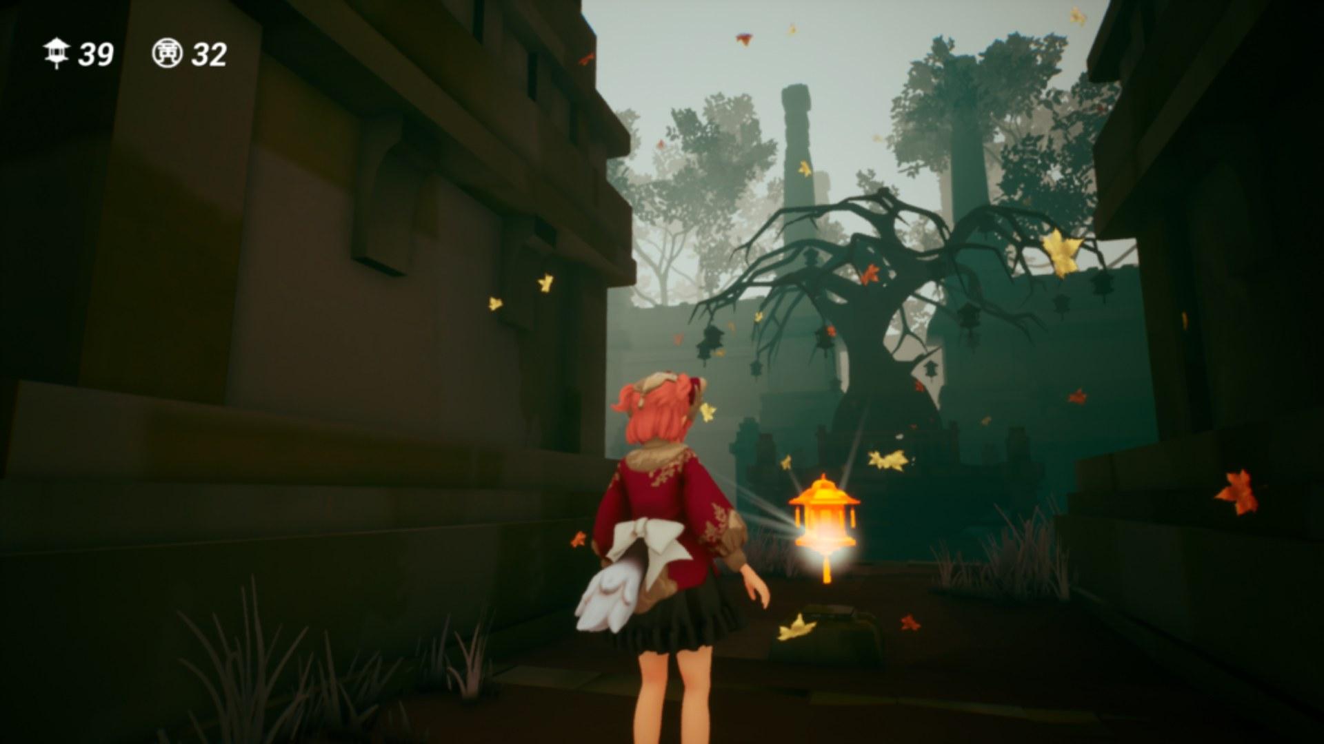 TASOMACHI: Behind the Twilight - Gameplay