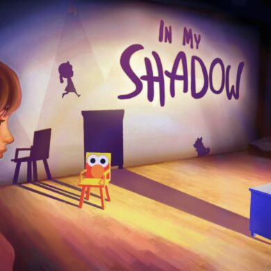 In My Shadow - Feature Image