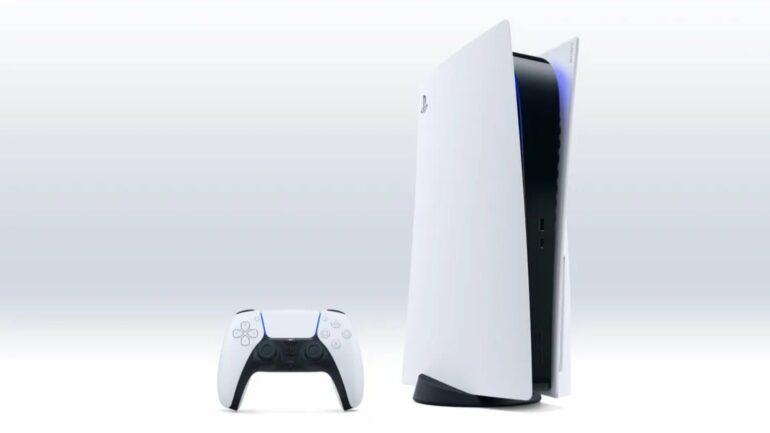 PS5 Console Update