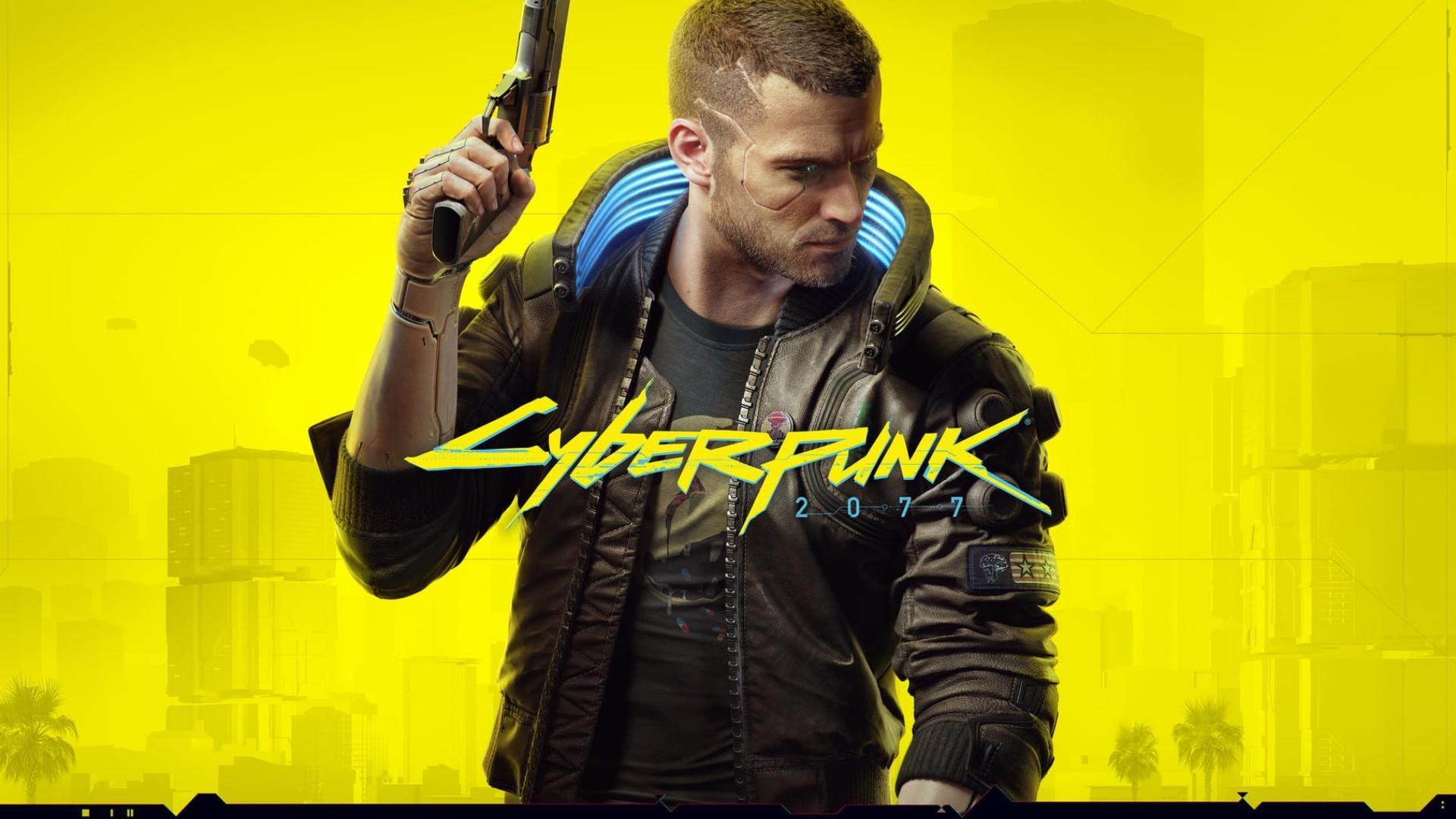 Cyberpunk 2077 - Poster