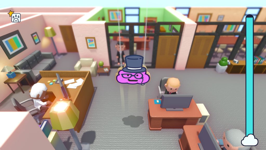 Rain on Your Parade Office Screenshot