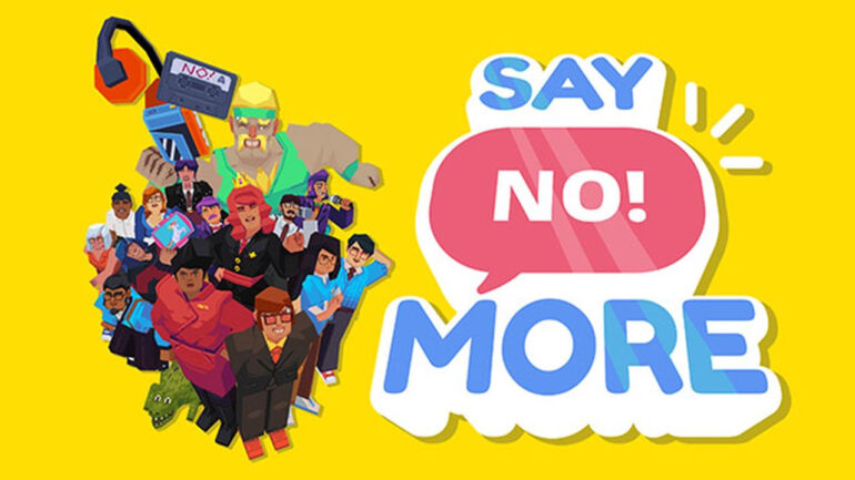 Say No! More - Feature Image