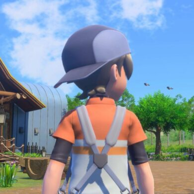 New Pokemon Snap - Crater Corner