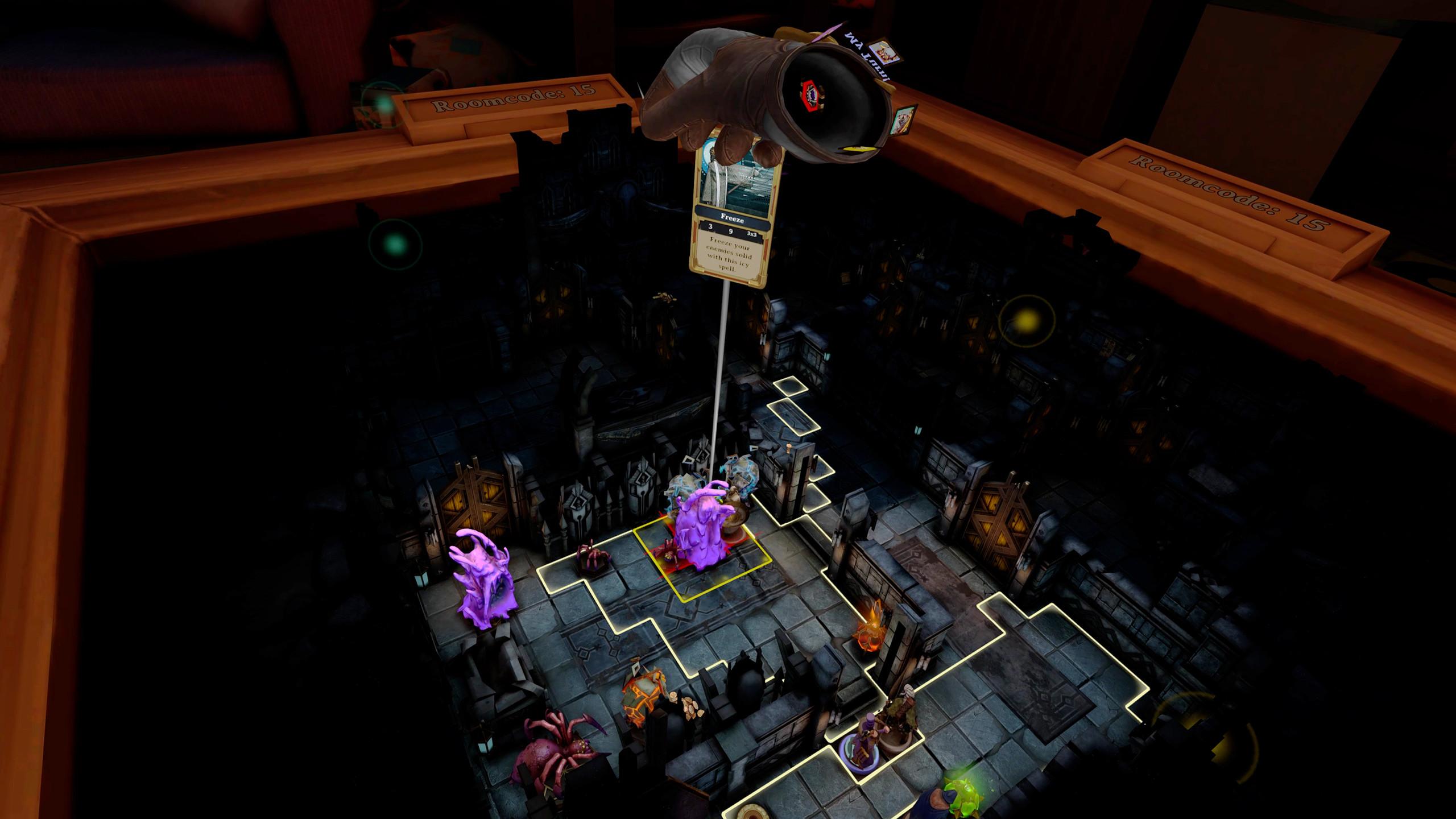 Demeo - Gameplay