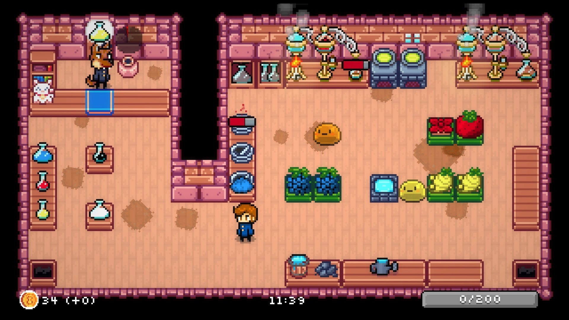 Potion Party - Gameplay