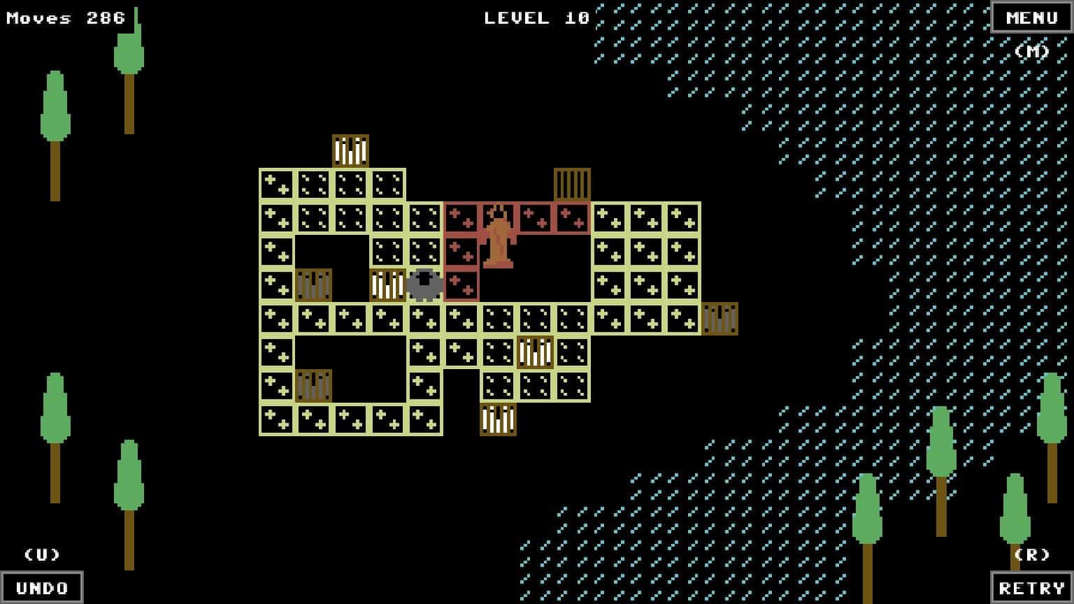 Dark Sheep - Gameplay