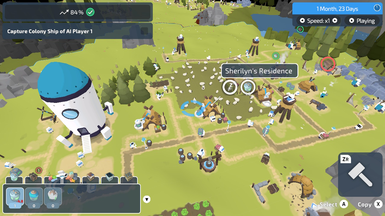 The Colonists - Gameplay