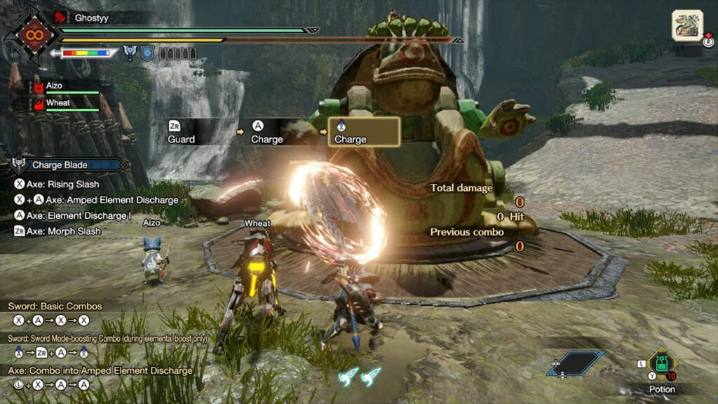 Monster Hunter Rise - The Game Crater Screenshot