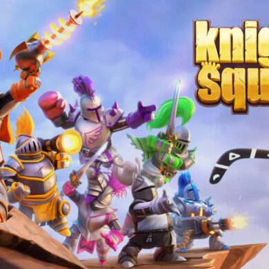 Knight Squad 2 - Feature Image