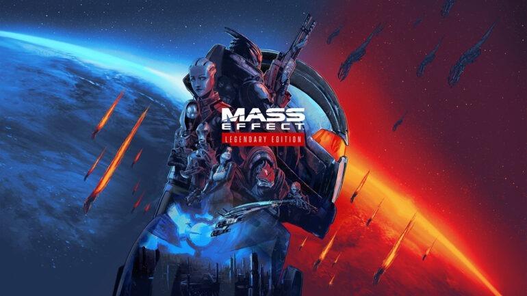 Mass Effect Legendary Header