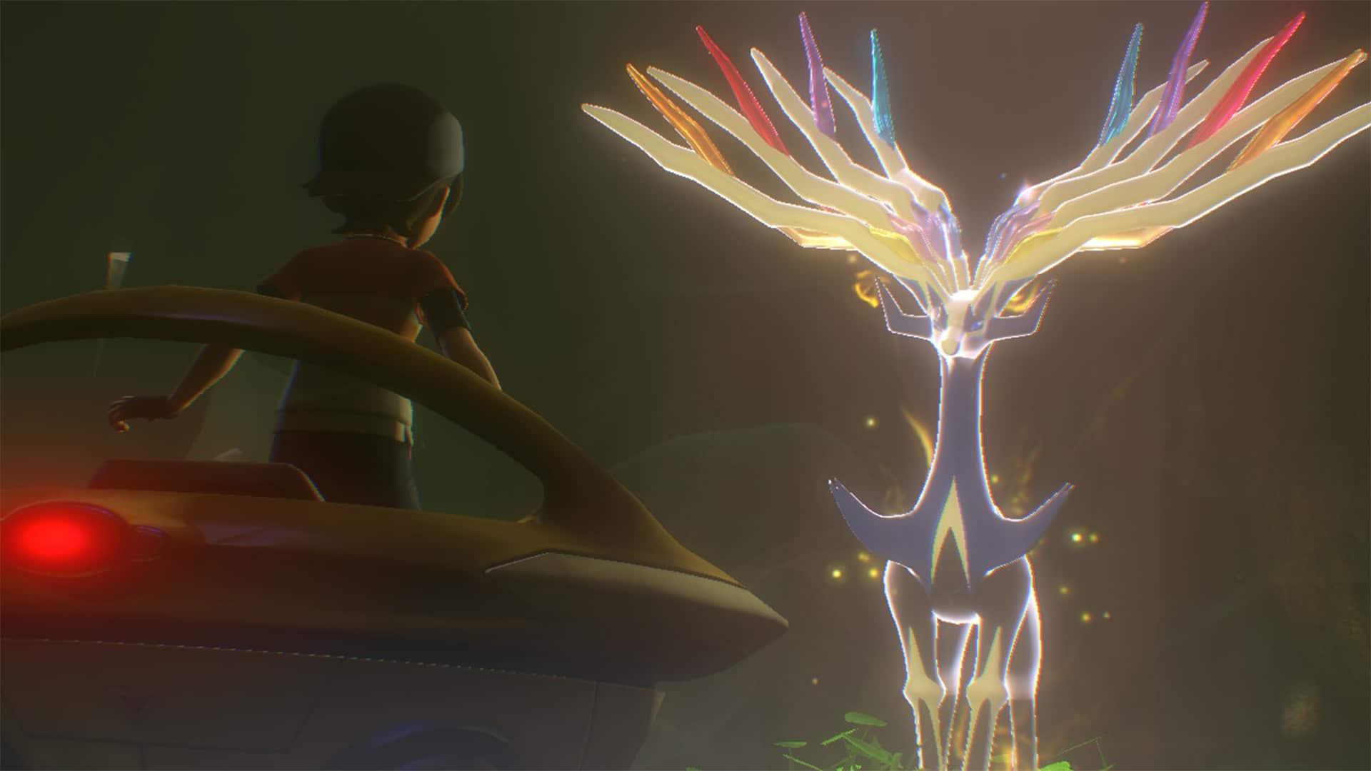 New Pokemon Snap - Xerneas Header