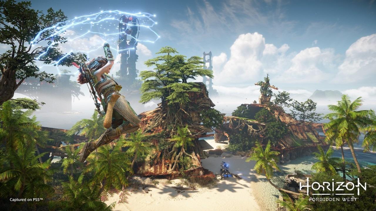 Horizon Forbidden West - Gameplay