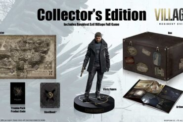 Resident Evil Village Collector's Edition - The Game Crater unboxing