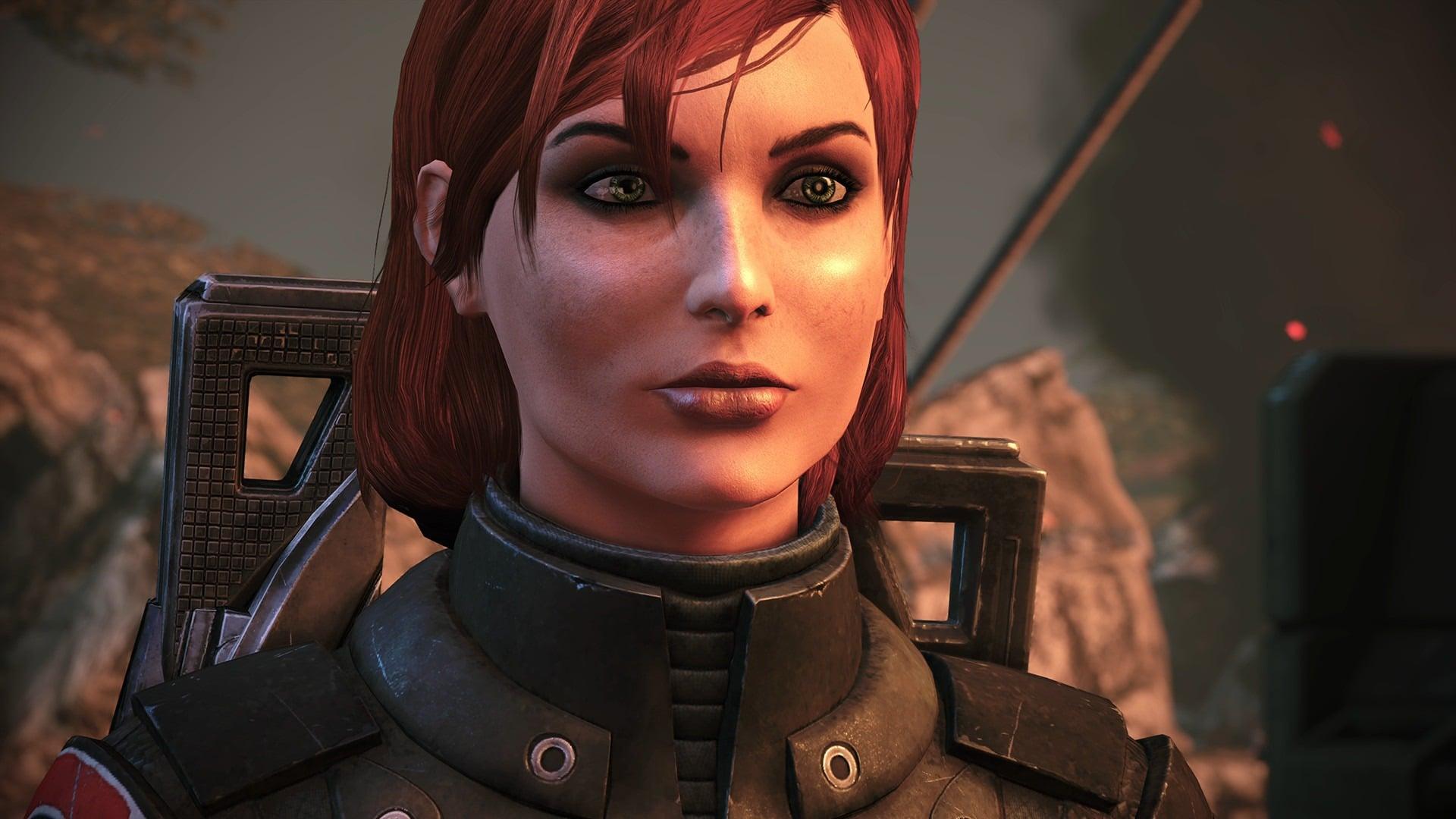 Mass Effect: Legendary Edition - Visuals