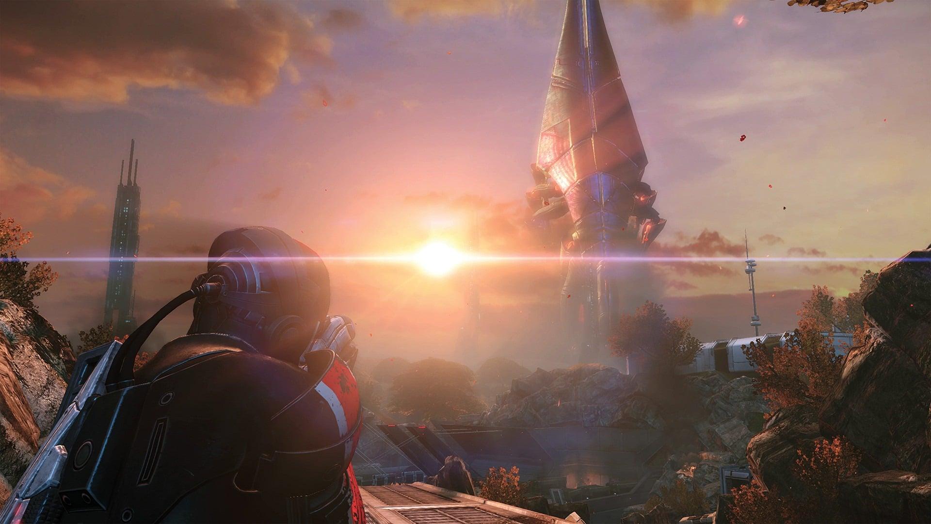 Mass Effect: Legendary Edition - Gameplay