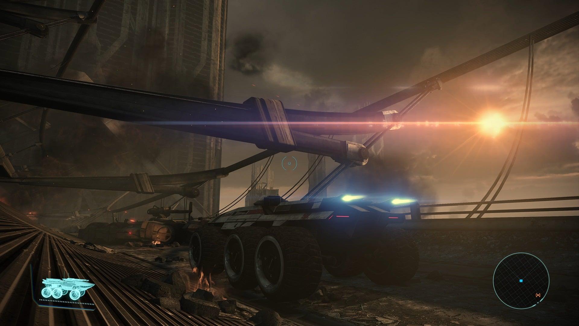 Mass Effect: Legendary Edition - Mako