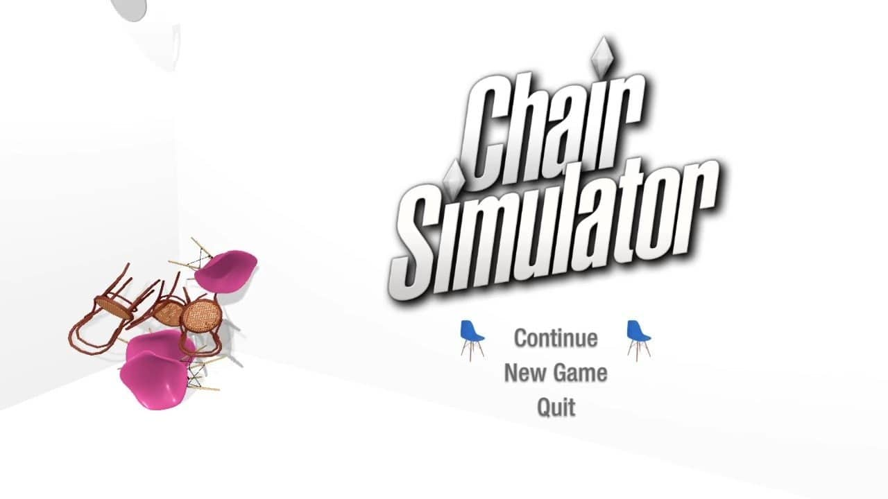 Chair Simulator - Feature Image