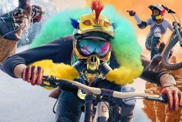 Rider Republic Key Art