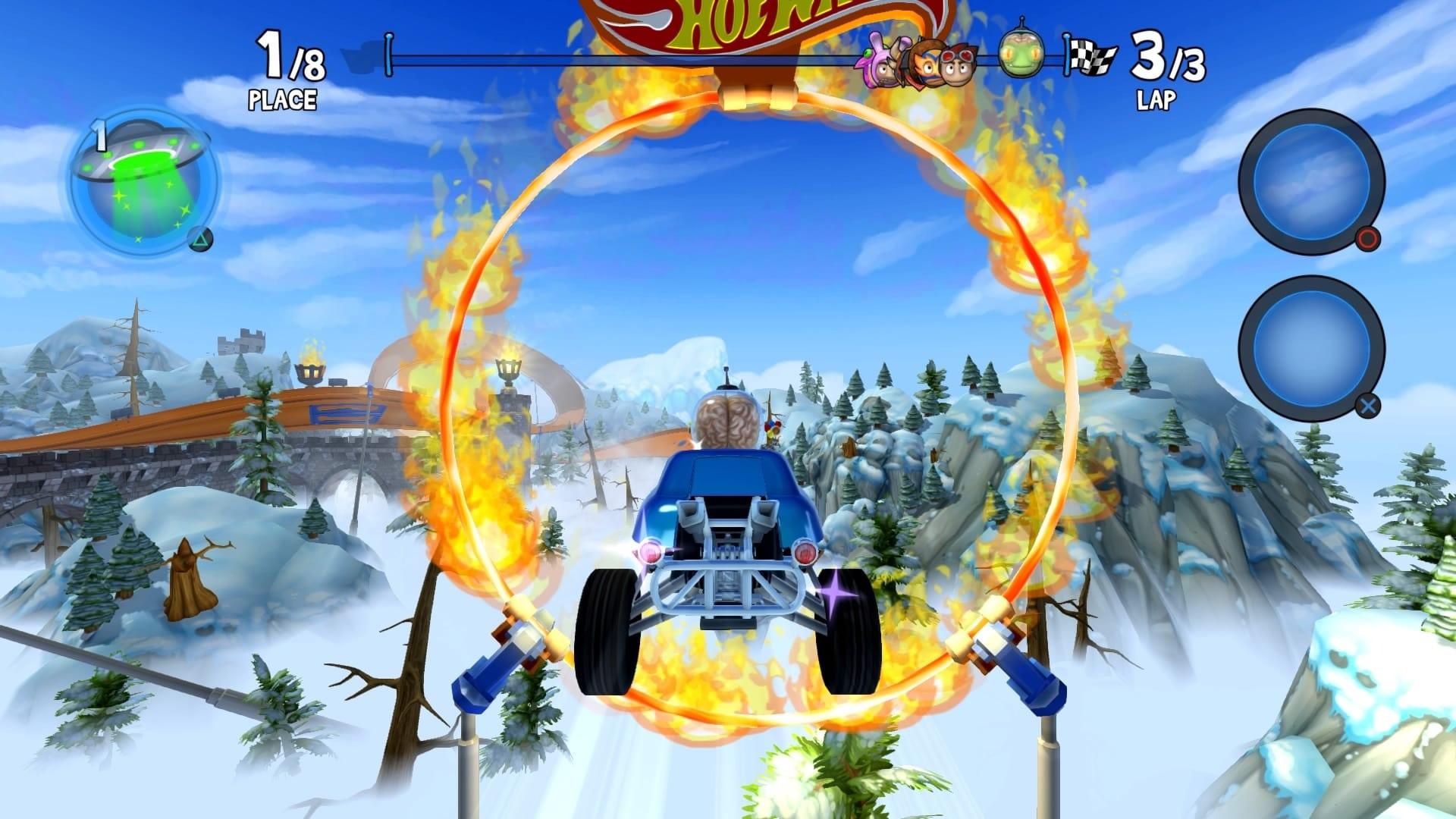 Hot Wheels - Gameplay