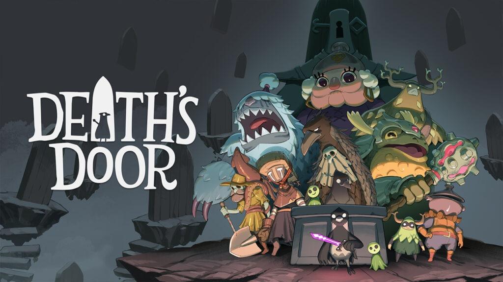 Devolver Digital Death's Door Feature Image