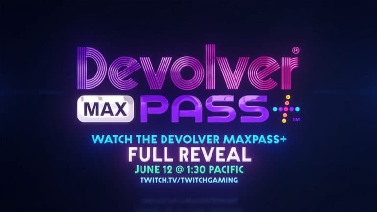 Devolver Digital Max Pass Plus