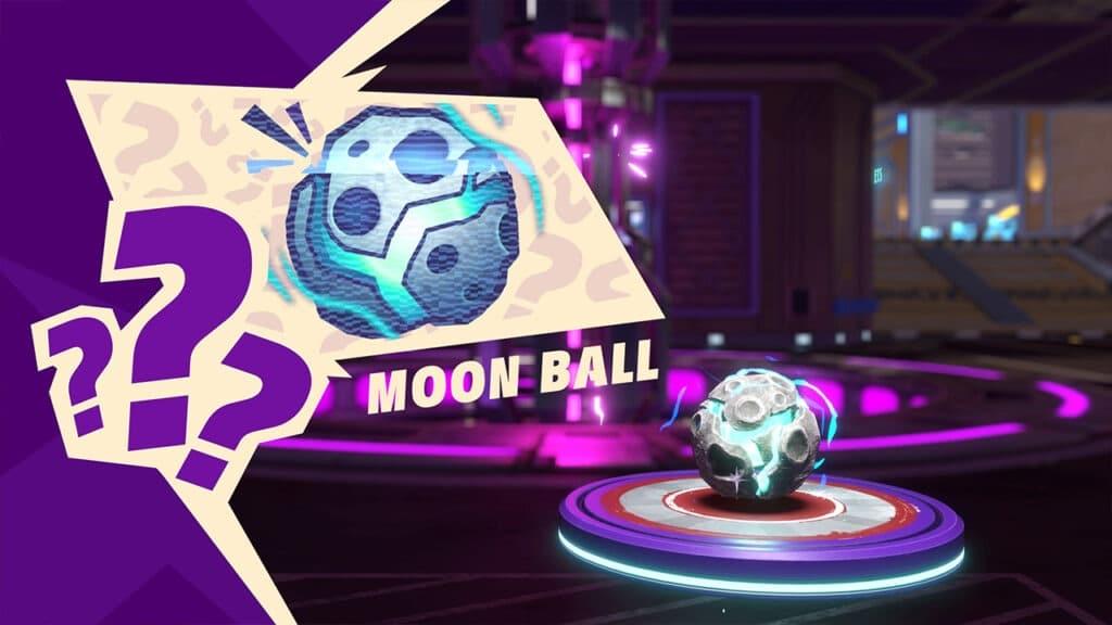 Knockout City Moon Ball